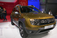 2016 Dacia Duster Urban Explorer - Frontal View