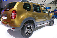 2016 Dacia Duster Urban Explorer - Rear View