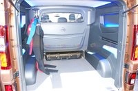 2016 Opel Vivaro - Huge Rear Cabin