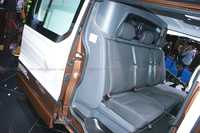 2016 Opel Vivaro - Rear Seats