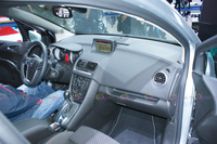 Opel Meriva WiFI Ready - Interior