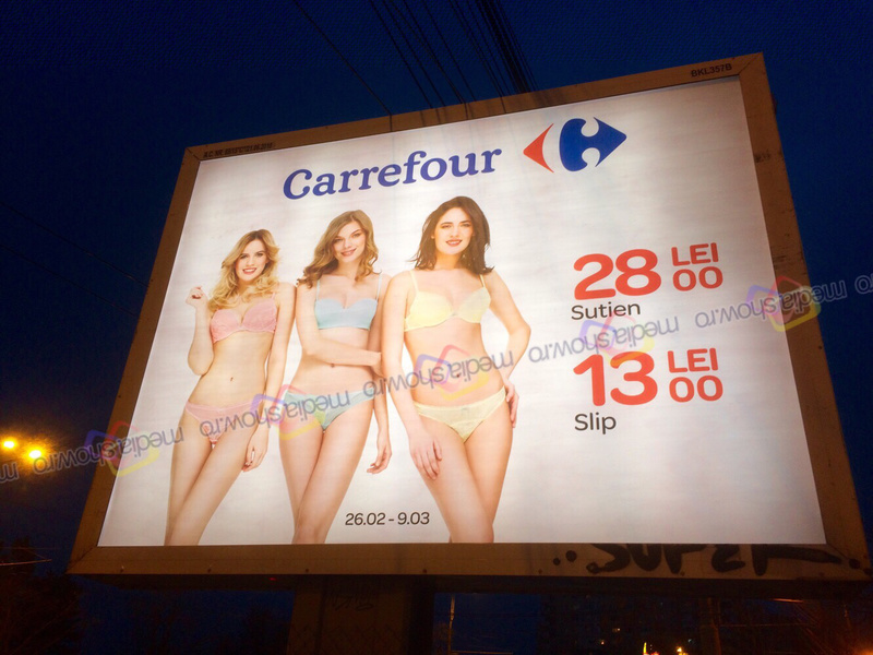 2016 - Carrefour - The sexy 3