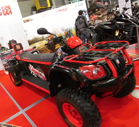 Stretch ATV