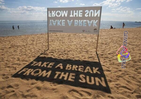 2017 - TAKE A BREAK FROM THE SUN