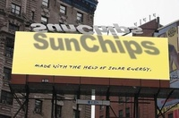 2017 - SunChips - made with the help of solar energy
