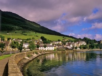 Carlingford, Cooley Peninsula, County Louth, Ireland