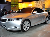 Accord Coupe 2008