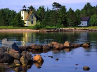 Bette Grise Lighthouse