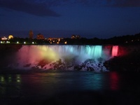 Niagara in colors
